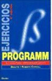 Programm, alemán para hispanohablantes. Libro de ejercicios