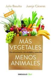 Mas Vegetales, Menos Animales / More Vegetables. Fewer Animals