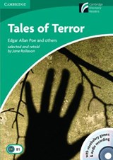 Tales of Terror [With CDROM and CD (Audio)] | Edgar Allan Poe |