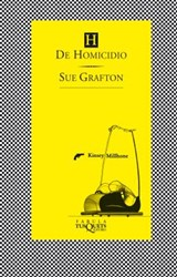 H de Homicidio | Sue Grafton |