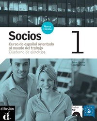 Socios 1 cuaderno de ejercicios + CD | auteur onbekend |