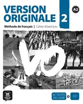 Version Originale 2 cahier d´exercices + CD