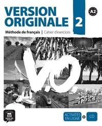 Version Originale 2 cahier d´exercices + CD | auteur onbekend |