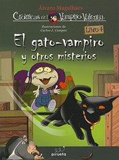 El Gato-Vampiro y Otros Misterios = The Cat-Vampire and Other Mysteries