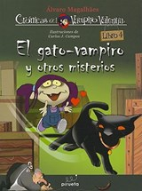 El Gato-Vampiro y Otros Misterios = The Cat-Vampire and Other Mysteries | Alvaro Magalhaes |
