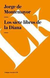 Los Siete Libros de La Diana