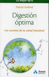 Digestión óptima/ Improve Your Digestion