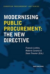 Modernising Public Procurement |  |