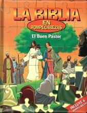 El Buen Pastor - La Biblia En Rompecabezas