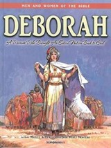Deborah - Men & Women of the Bible Revised | auteur onbekend |