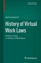 History of Virtual Work Laws | Danilo Capecchi |