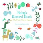 Baby's Record Book (Boy)