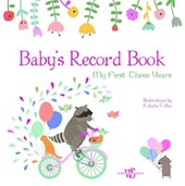 Baby's Record Book Girl
