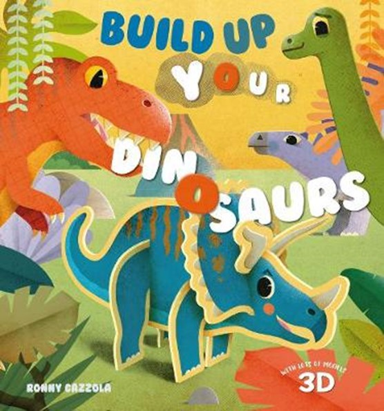 Build Up your Dinosaurs