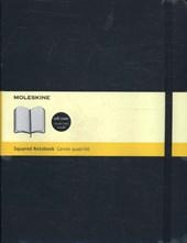 Moleskine Soft Xlarge Squared Notebook