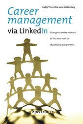 Career management via LinkedIn | Aaltje Vincent |
