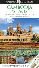 Capitool reisgidsen : Cambodja en Laos | Chandler, David / Holmshaw, Peter / Stewart, Iain / Waters, Richard |