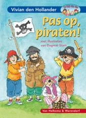 Pas op, piraten!