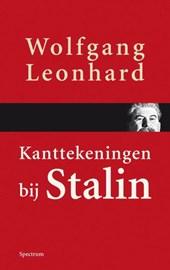 Kanttekeningen bij Stalin