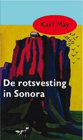 De rotsvesting in Sonora