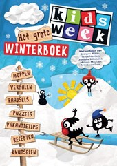 Het grote kidsweek winterboek