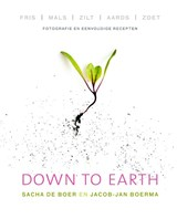 Down to earth | Sacha de Boer; Jacob Jan Boerma | 9789000332816