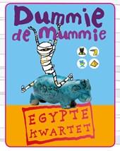 Dummie de mummie Egypte kwartet set a 3 stuks