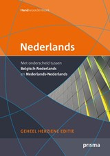 Prisma handwoordenboek Nederlands | Martha Hofman |