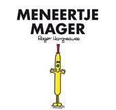 Meneertje Mager set 4 ex.