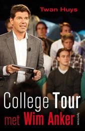 College tour met Wim Anker