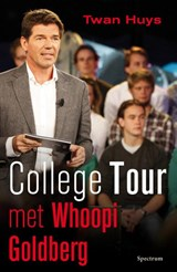 College tour met Whoopi Goldberg | Twan Huys |