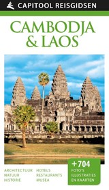 Capitool Cambodja & Laos | David Chandler ; Peter Holmshaw ; Iain Stewart ; Richard Waters | 9789000341566