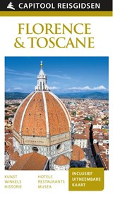 Capitool Florence & Toscane + uitneembare kaart | Anthony Brierley ; Christopher Catling | 9789000341689