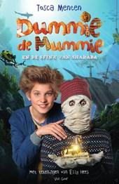 Dummie de mummie en de sfinx van Shakaba