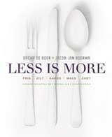 Less is more | Sacha de Boer ; Jacob-Jan Boerma | 9789000348190