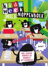Kidsweek moppenboek / 5 Nóg leukere moppen en raadsels uit Kidsweek