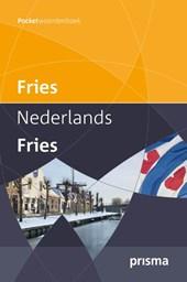 Prisma pocketwoordenboek Fries