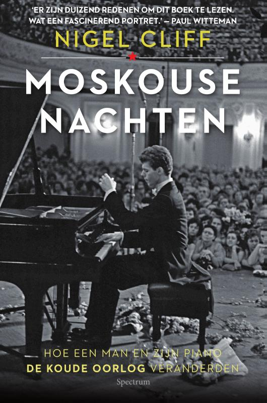 Moskouse nachten | Nigel Cliff |