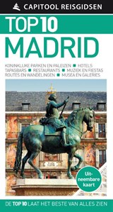 Capitool Top 10 Madrid + uitneembare kaart | Christopher Rice ; Melanie Rice | 9789000356560