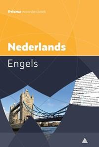 Prisma woordenboek Nederlands-Engels | A.F.M. de Knegt ; C. de Knegt-Bos ; Prue Gargano |
