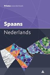 Prisma woordenboek Spaans-Nederlands