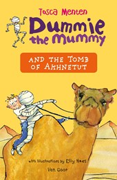 Dummie the Mummy and the Tomb of Acnenose