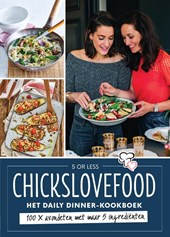 Chickslovefood - Het daily dinner-kookboek