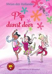 Pip danst door