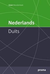 Prisma groot woordenboek Nederlands-Duits