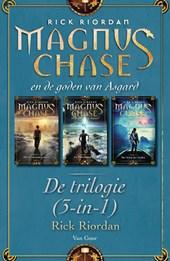 Magnus Chase en de goden van Asgard - De trilogie