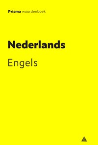 Prisma woordenboek Nederlands-Engels | auteur onbekend |