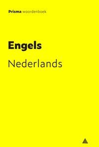 Prisma woordenboek Engels-Nederlands   auteur onbekend  
