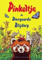 Pinkeltje in Diergaarde Blijdorp