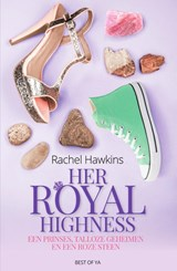 Her Royal Highness | Rachel Hawkins |